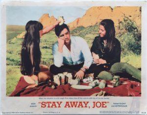 stay away joe elvis presley lobby card 1968 (8)