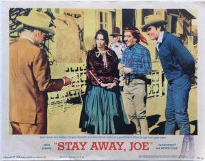 stay away joe elvis presley lobby card 1968 (3)