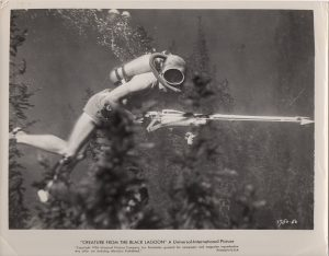 creature from the black lagoon 1954 publicity still No50
