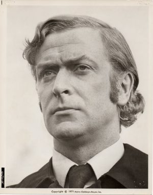 get carter michael caine 1971 publicty still