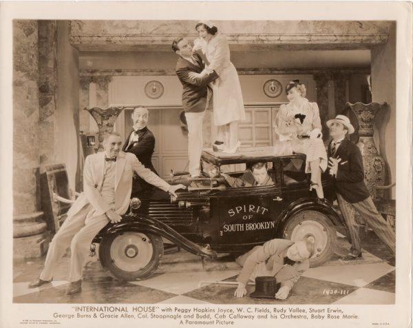 international house 1933 publicity still