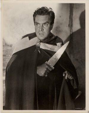 julius ceasar 1953 publicty portrait of edmund obrian (1)