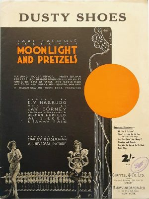 moonlight and pretzels 1933 australian sheet music (2)