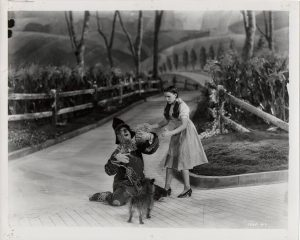 wizard of oz 1960's rerelease publicity still No47