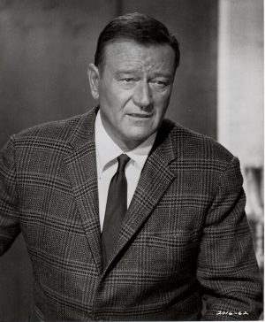 john wayne in hellfighters publicity still 1968