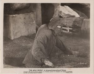 the mole people publicity still 1956