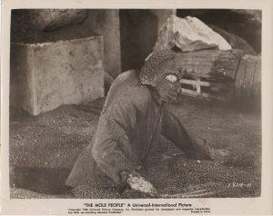the mole people publicity still 1956