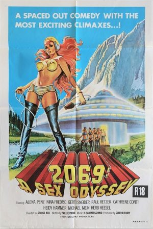 2069 a sex odyssey australian one sheet movie poster