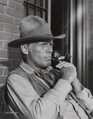 Death of a Gunfighter 1969 publicity still of richard widmark (1)