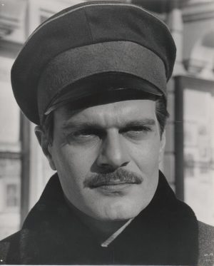 Doctor Zhivago publicity still 8 x 10 David Lean (11) Omar Sharif
