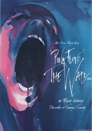 Pink Floyd - The Wall 1982 info sheet (2)