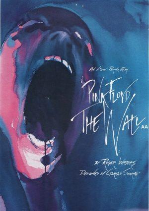 Pink Floyd - The Wall 1982 info sheet (2)