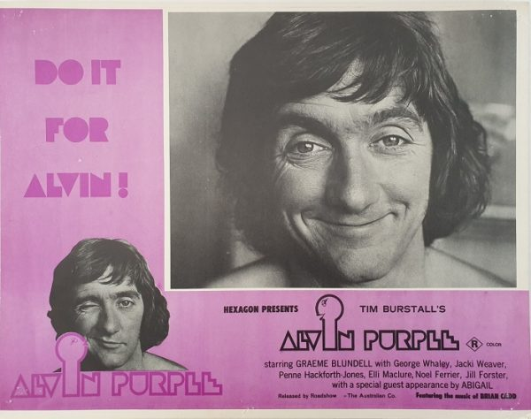 alvin purple australian lobby card 5