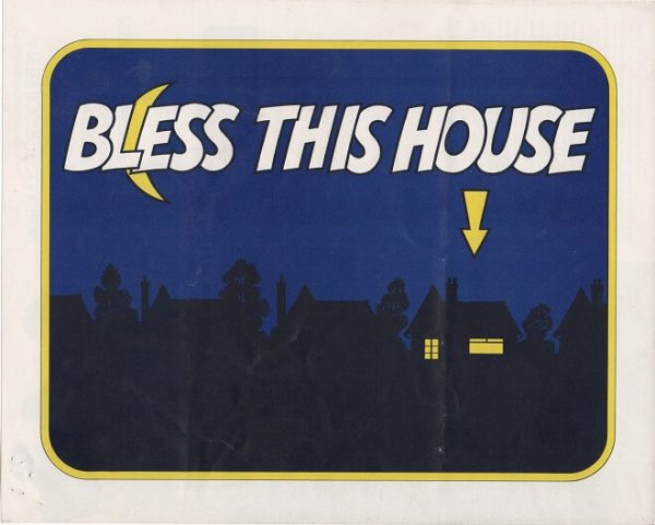 Bless this house UK info sheet 1971