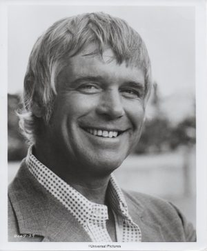 Newman's Law publicity still of George Peppard