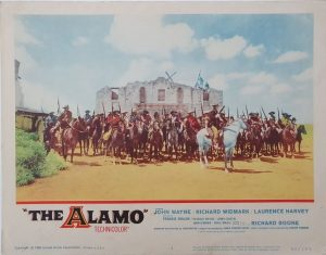 the alamo us lobby card 3