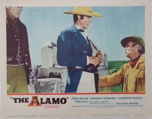 the alamo us lobby card 6