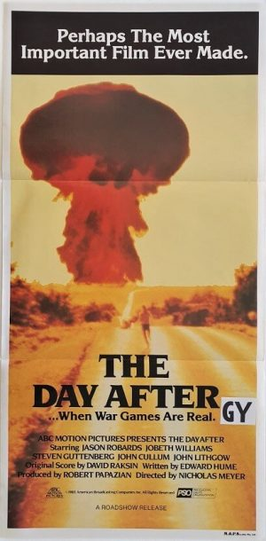 the day after daybill poster