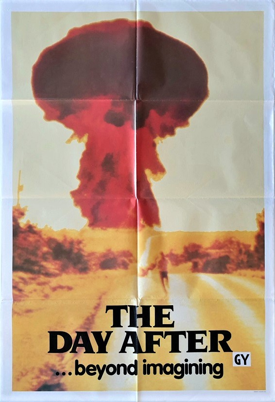 the day after australian one sheet moviue poster atomic bomb mushroom (2)