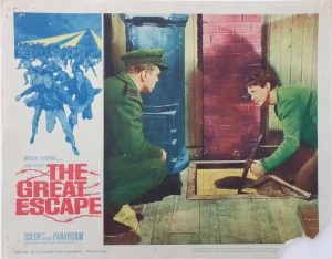 the great escape US lobby card 2