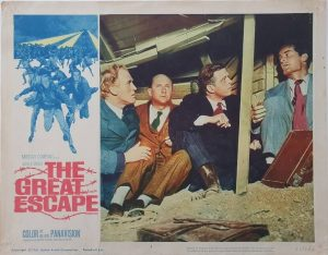 the great escape US lobby card 4