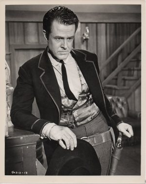 the raiders 1963 western publicity still of Robert Culp (1)
