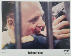 the silence of the lambs us lobby card 1991