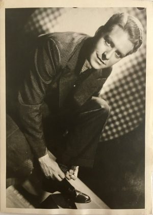 Nelson Eddy publicity portrait 1940s