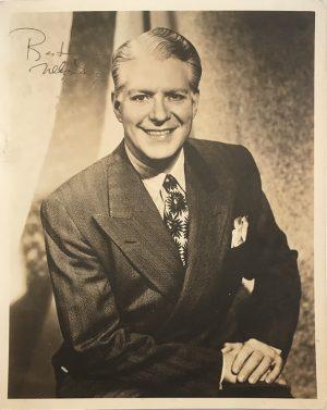 Nelson Eddy publicity portrait 1940s 3