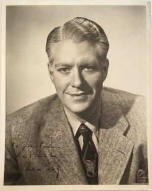 Nelson Eddy publicity portrait 1940s 4