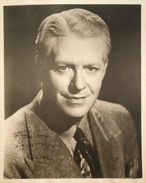 Nelson Eddy publicity portrait 1940s 5