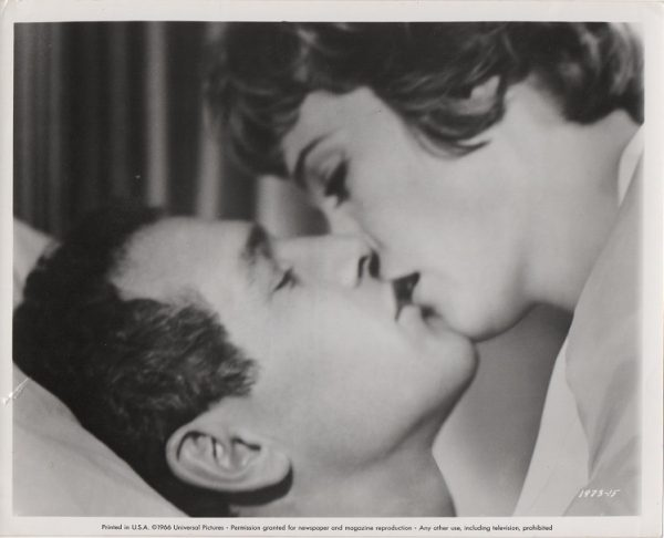 Torn Curtain 1966 US Still Alfred Hitchcock movie with Paul Newman and Julie Andrews (1)