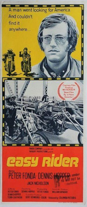 easy rider australian daybill poster 3