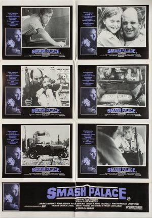 smash palace australian lobby card one sheet poster 1982