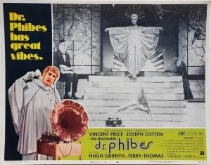 Dr Phibes US Lobby Card with Vincent Price 1971 (8)