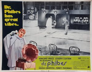 Dr Phibes US Lobby Card with Vincent Price 1971 (7)