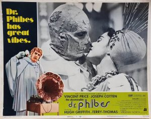 Dr Phibes US Lobby Card with Vincent Price 1971 (1)