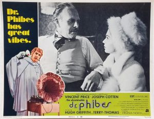 Dr Phibes US Lobby Card with Vincent Price 1971 (6)