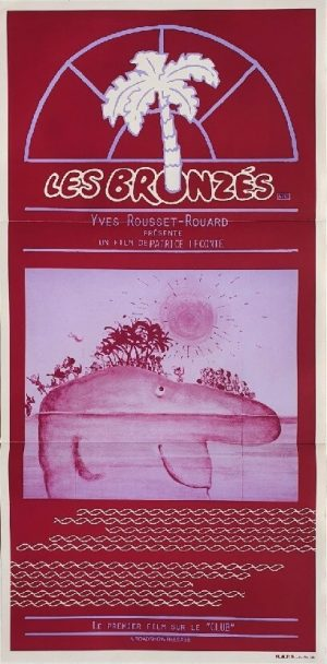 les bronzes australian daybill poster 1978 also known as French Fried Vacation