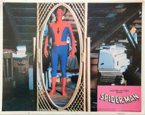 spider-man US Lobby card (8)