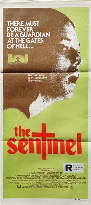 the sentinel australian daybill poster (1)