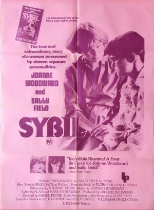 Sybil australian one sheet poster