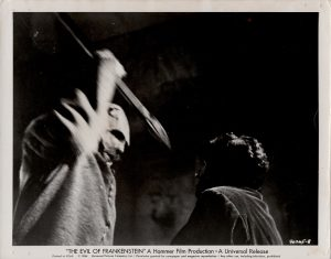 The Evil of Frankenstein 1964 US Still Hammer Horror (2)
