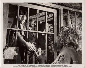 the curse of the werewolf 1961 US still Hammer Horror