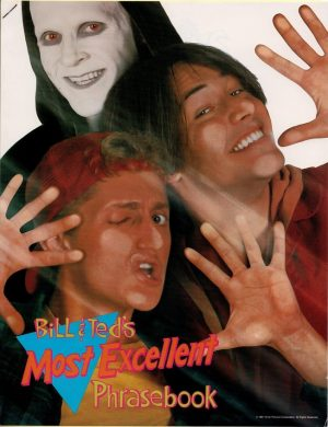 Bill & Ted's bogus journey phrasebook (1)