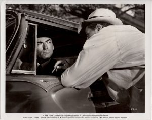 Cape Fear US Still with Gregory Peck 1962