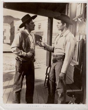 Johnny Bravo US Western Still 1956