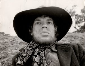 Mick Jagger Ned Kelly US Still 1970
