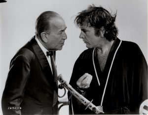 Noel Coward and Richard Burton Boom! Still 1968