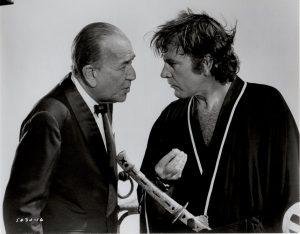 Noel Coward and Richard Burton Boom! Still 1968